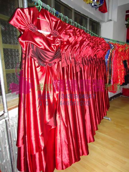 合唱服-红色
