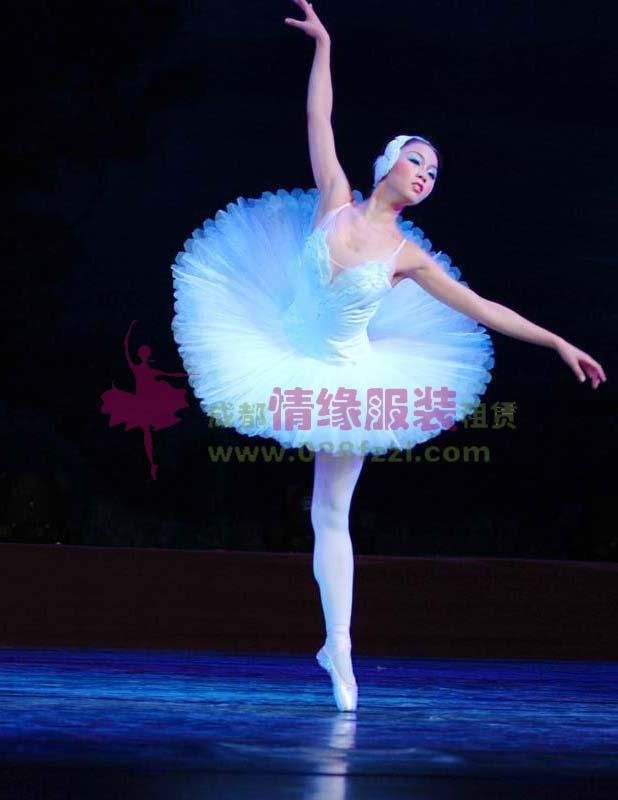 芭蕾舞裙,天鹅舞蹈服装出租