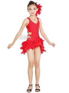 舞蹈服装――拉丁舞服
