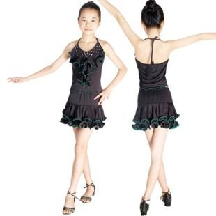 拉丁舞服装――成都舞蹈服