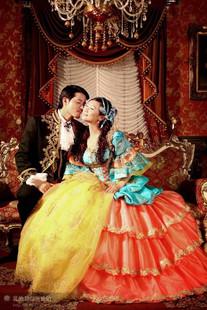 西方贵族――欧式服装