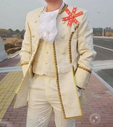 西方贵族服装