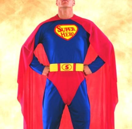 超人服装出租,租赁