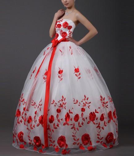 蓬蓬裙,礼服出租