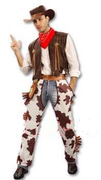 西部牛仔服装