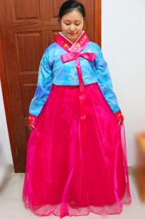 韩国服装,服饰