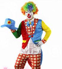 小丑的服装