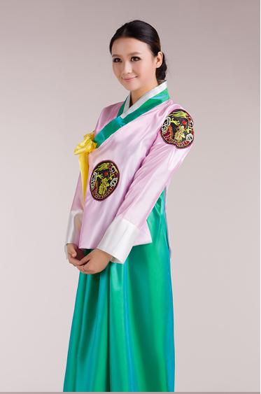韩式民族风格