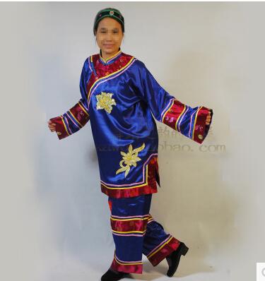 民国老太太服饰