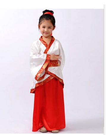 儿童古代汉服
