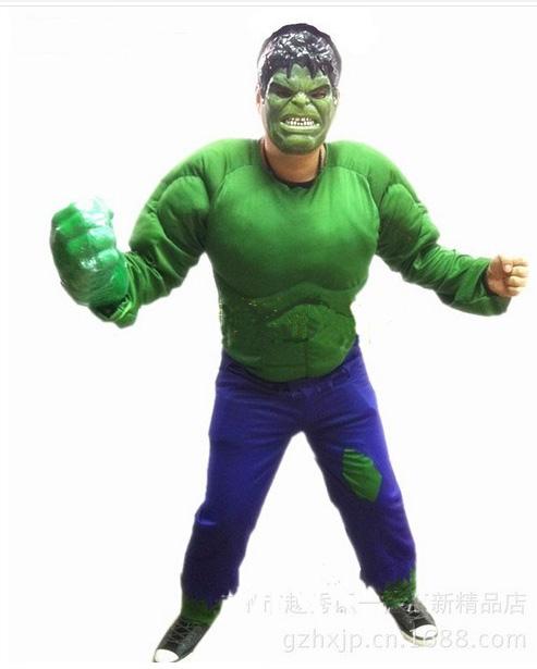 绿巨人cos服饰