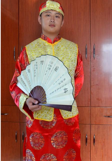 清朝古装服