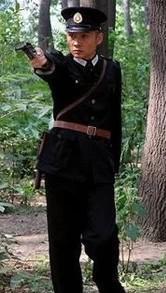 民国时期的巡捕房服饰