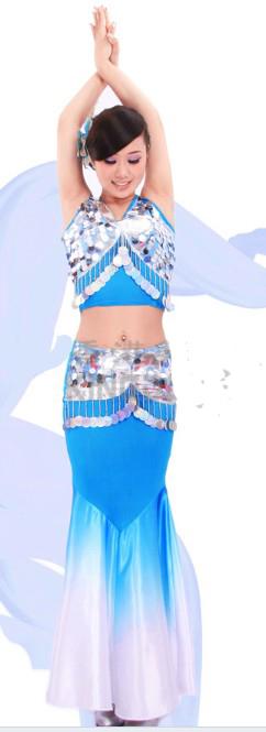 民族傣族服饰