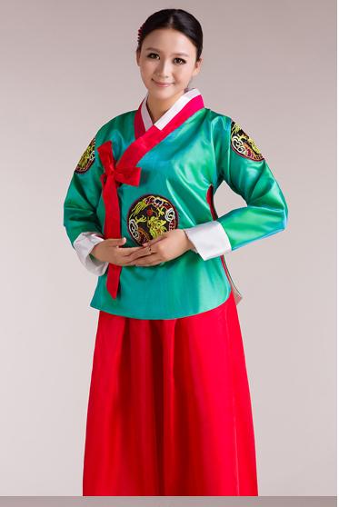朝鲜服民族服饰
