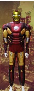 钢铁侠影响cos服装