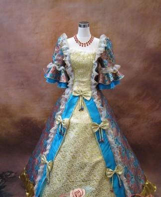 宫廷女装欧式服