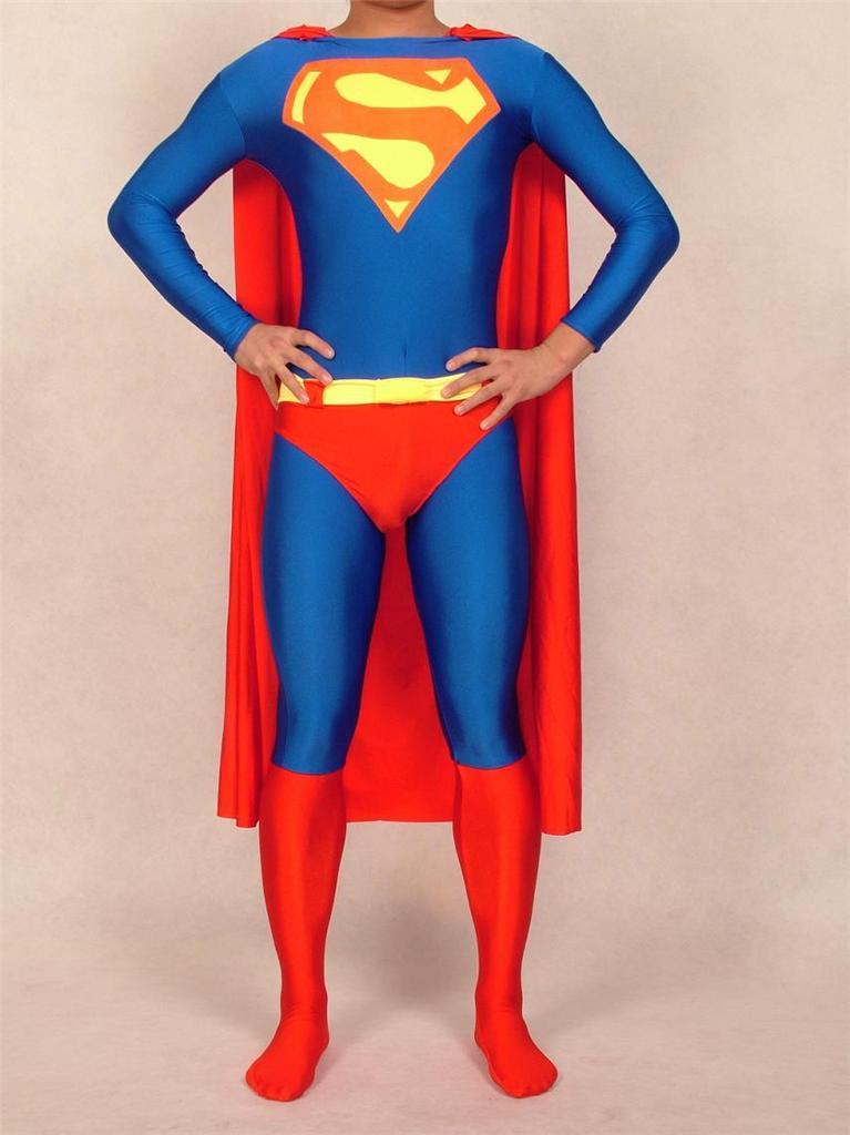 超人cos服饰