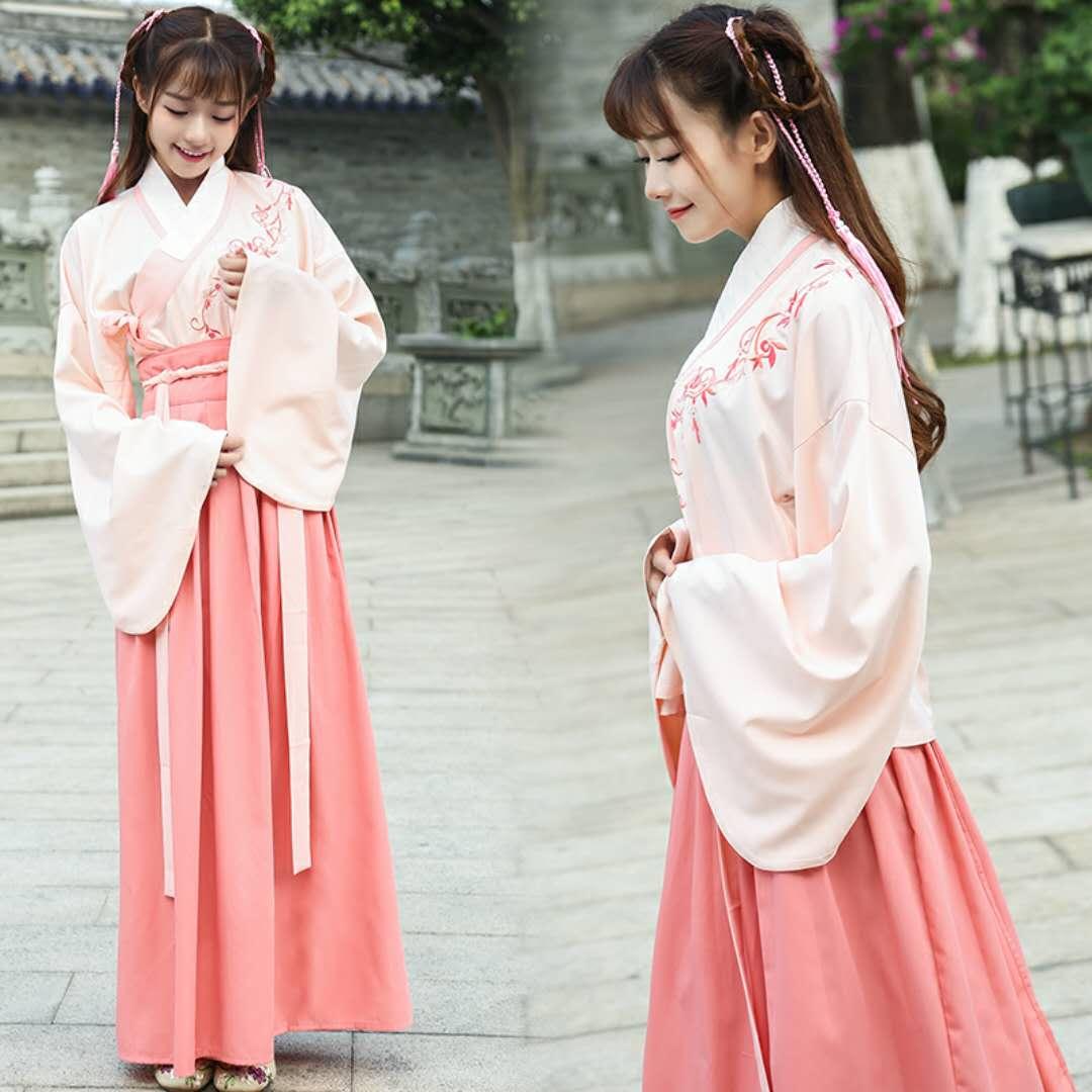 汉风古装服