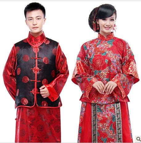 唐装 绣和服